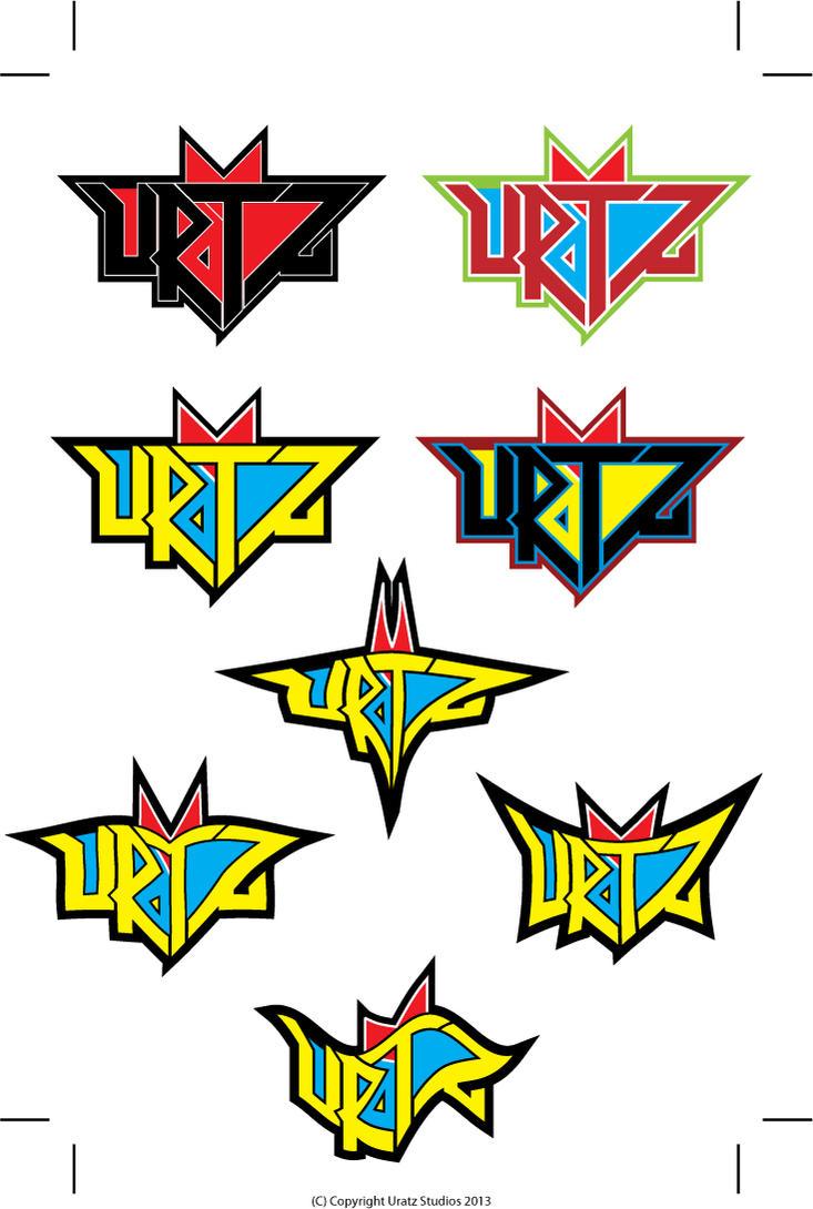 Uratz logo updated by uratz studios on deviantart - Uratz studios ...