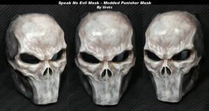 Silent Mouth Punisher Mask