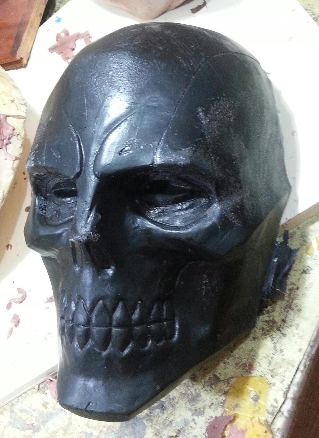 Black mask test cast by uratz studios on deviantart - Uratz studios ...