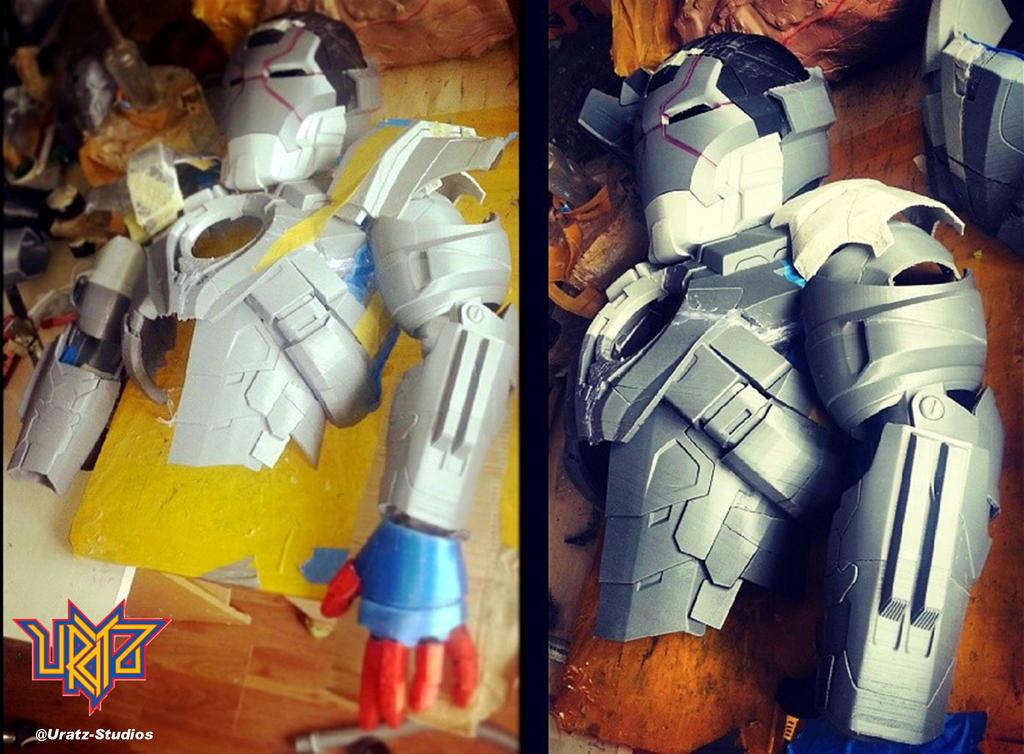 Iron beefcake by uratz studios on deviantart - Uratz studios ...