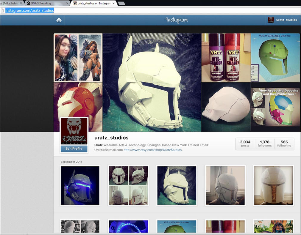 Uratz studios on instagram by uratz studios on deviantart - Uratz studios ...