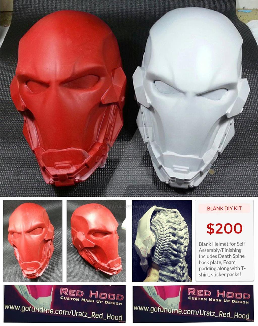 Red hood uratz by uratz studios on deviantart - Uratz studios ...