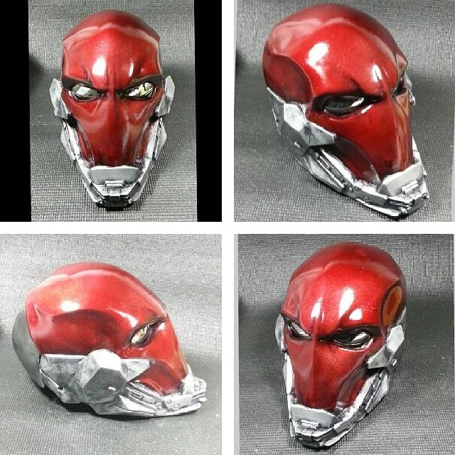 Red Hood Custom Edition Details by Uratz-Studios