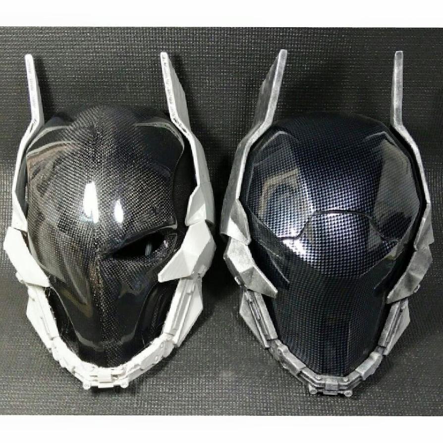 Carbon fiber masks are coming by uratz studios on deviantart - Uratz studios ...