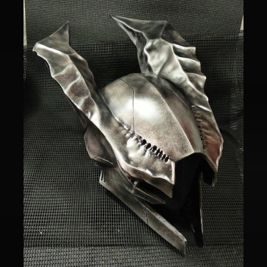 Deathsinger Gaze Helmet from Destiny by Uratz-Studios