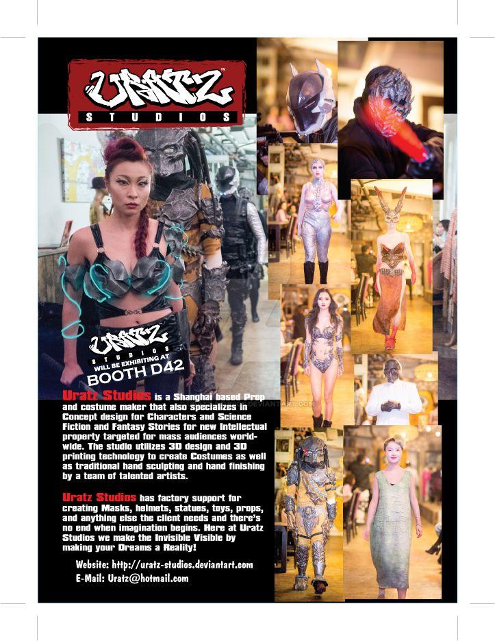 Shcc uratz page by uratz studios on deviantart - Uratz studios ...