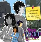 ISOMA Webcomic Intro