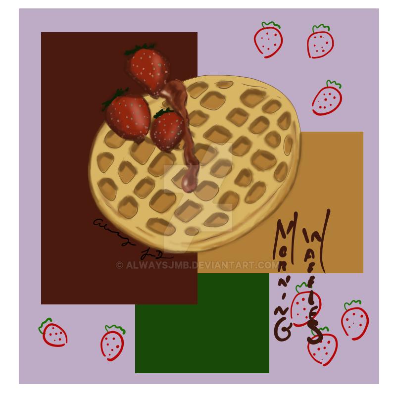 MorningWaffles by alwaysJMB