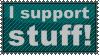 What I support by BurningAshDragon