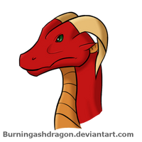Red Dragon Icon