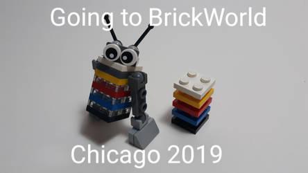 Brickworld 2019 by BurningAshDragon