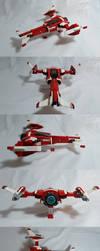 LEGO - V3-22 Scorpion by BurningAshDragon