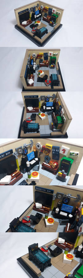 LEGO - Game Room
