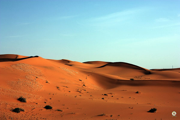 Shape Of The Desert III by yara1991
