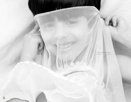 A shying Bride by yara1991