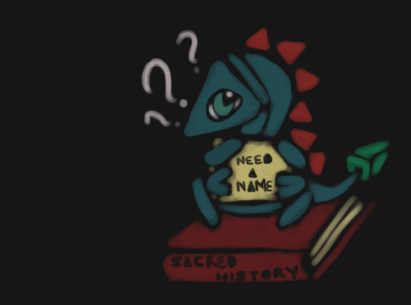 He Needs A Name . . . by Chimezombie