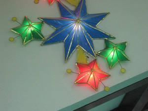 Three Stars And A Star..?