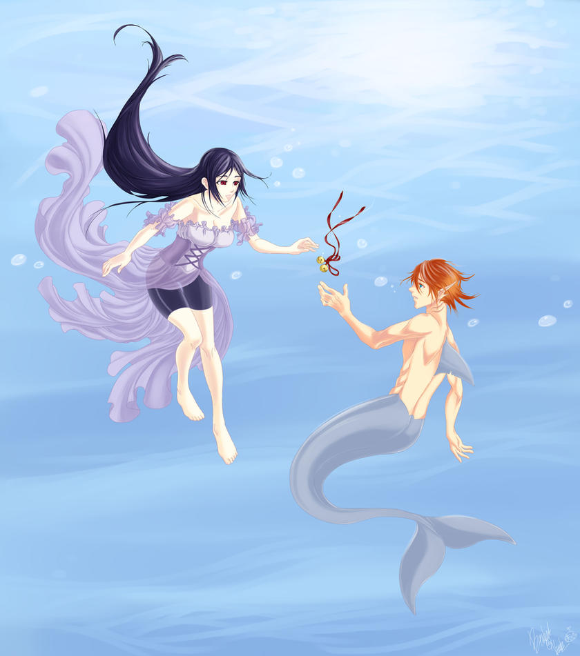 Dive with you by Virte