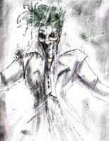 Arkham Joker by antmanx68