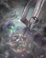 Galactus by antmanx68