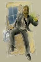 Dark Knight Scarecrow by antmanx68