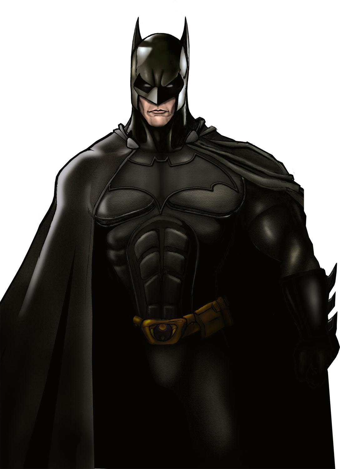 Batman Begins portrait