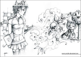 Away by yncubo