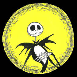 Nightmare before Christmas by fluffy-kd