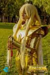 Cosplay Saint Seiya The Lost Canvas - Asmita virgo