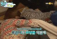 2min in bed by Ko-min-jk