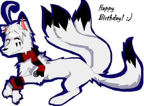 Happy Birthday InuHoshi