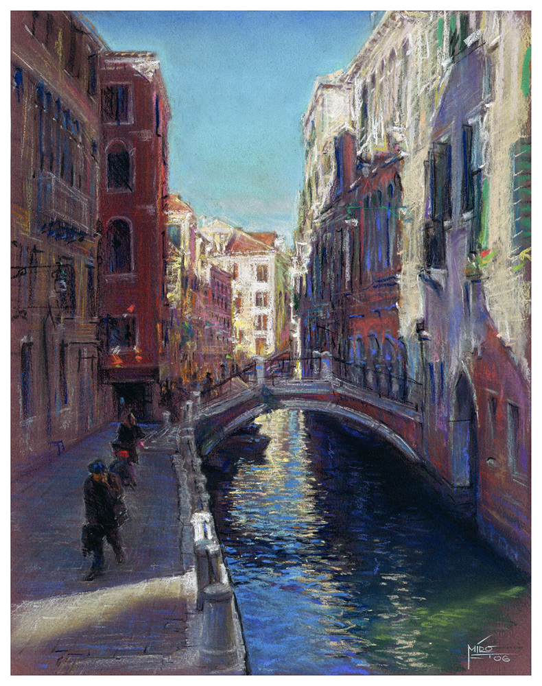 Venice morning by Lefthand666