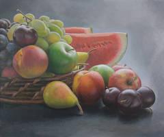 WIP - Fruits - 08