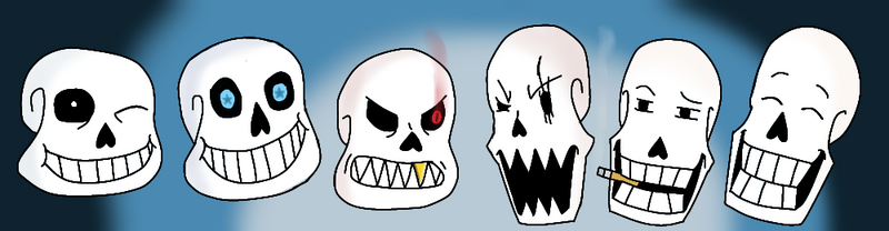 2 Skeleton Brothers, 3 Universes