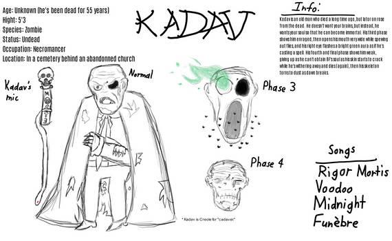 Kadav concept design