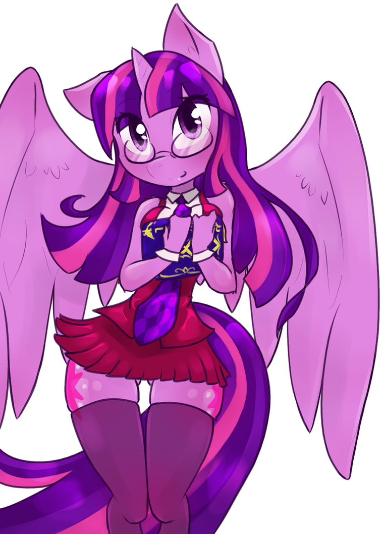 Twilight Sparkle by Ihara