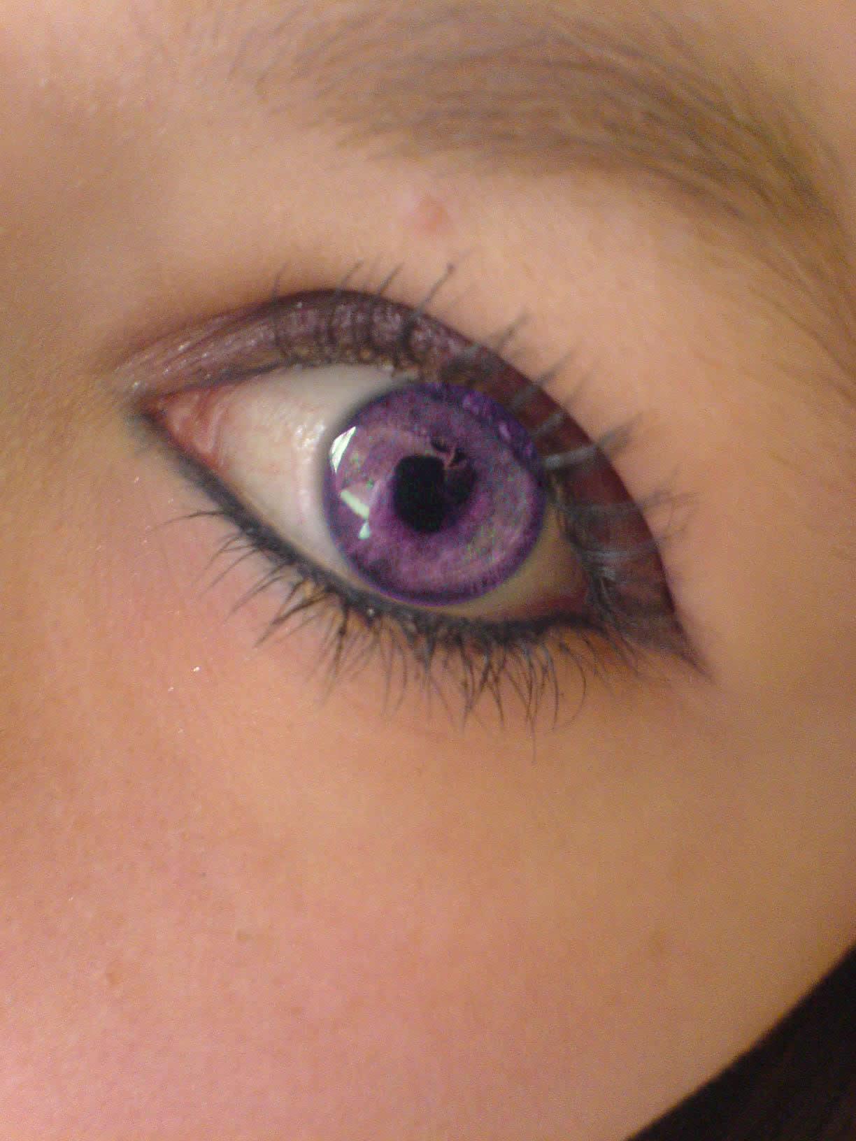 purple eye. by DarkBallerinaFairy on deviantART