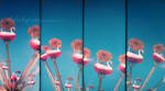 LOMO swans by theluckynine