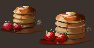 Pancakes Study