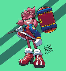 Amy Rose Redesign