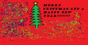 christmas tree by soniathehedgehog246