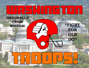 New Name for the Washington Football Team