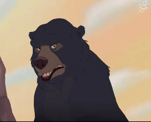 Akando Mato in Brother bear style by LOST09