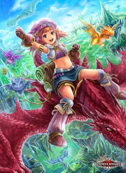 Minerva Knights - Dragon Rider EX