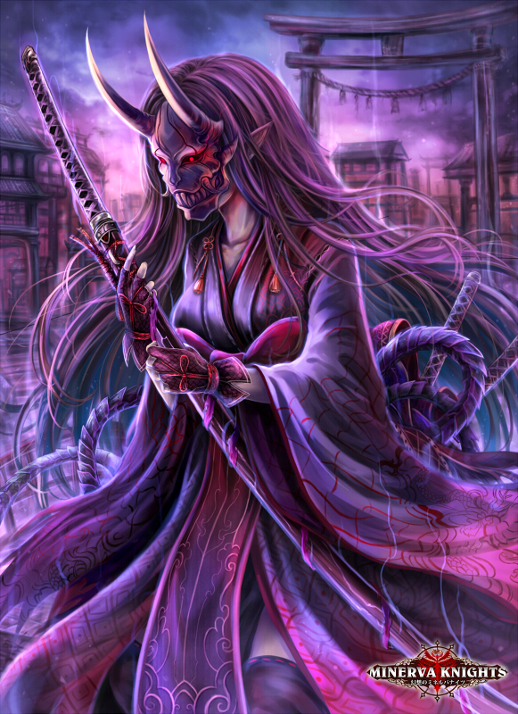 Minerva Knights - Rakshasa by El-Seluvia