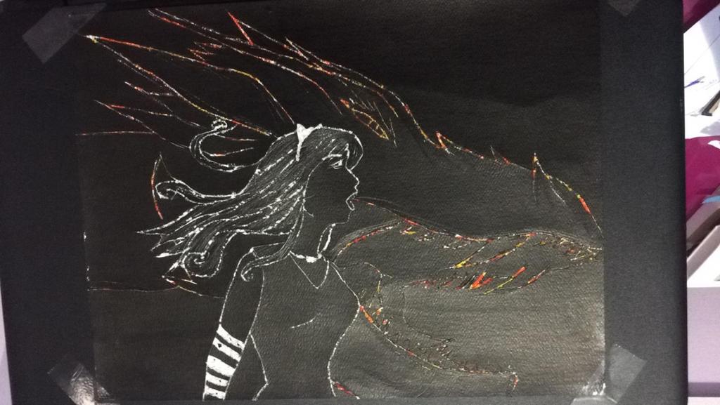 Dragon? by Starboltz1