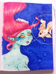 Under the Sea by Starboltz1
