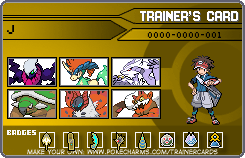 My trainer card by pokemontrainerjay