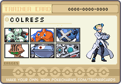 Colress by pokemontrainerjay