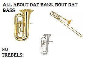 Low Brass meme by pokemontrainerjay